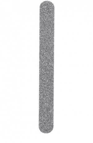 Пилка для ногтей, оттенок Серебряный Kure Bazaar. Цвет: бесцветный