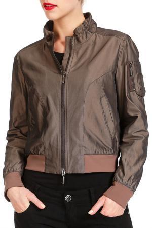 Куртка PAMELA MILANO. Цвет: dark grey