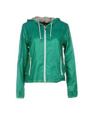 Куртка MANILA GRACE DENIM. Цвет: зеленый