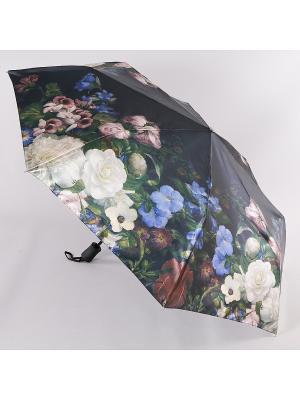 Зонт Trust. Цвет: черный, голубой, кремовый
