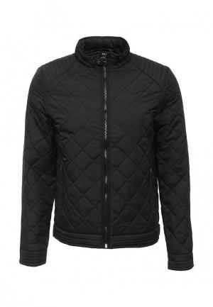 Куртка утепленная Best Mountain. Цвет: черный