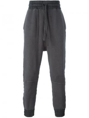 Спортивные брюки Ore Blood Brother. Цвет: серый