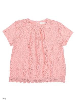 Блузка NAME IT. Цвет: розовый