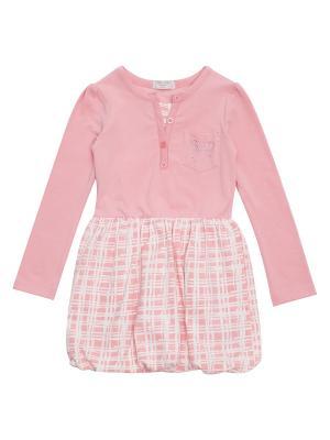 Платье  трикотажное детское для девочки maru-maru