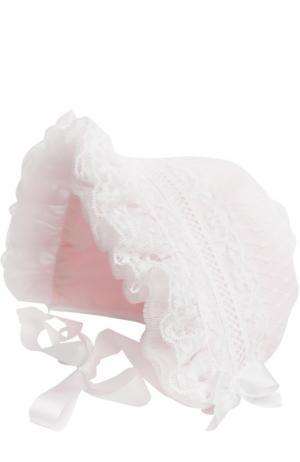 Шапка Aletta. Цвет: розовый