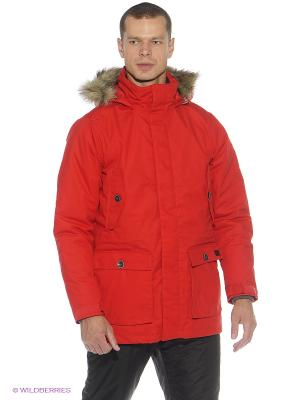 Куртка MILLERTOWN F65 PAR M Jack Wolfskin. Цвет: красный
