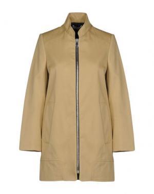 Легкое пальто BOUCHRA JARRAR. Цвет: бежевый