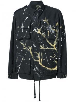 Куртка  Limited Edition Faith Connexion. Цвет: чёрный