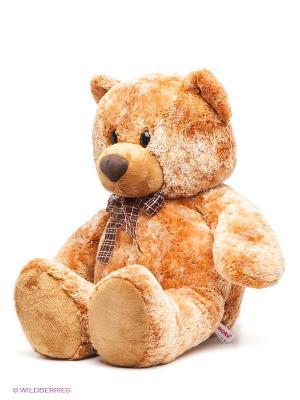 Игрушка Медведь сидячий Aurora. Цвет: светло-коричневый