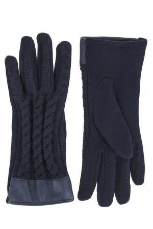 Перчатки Stella. Цвет: синий