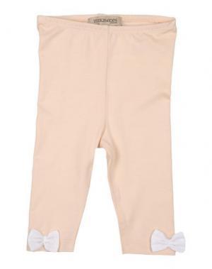 Повседневные брюки HUCKLEBONES. Цвет: розовый