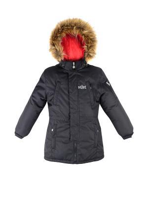 Куртка REIKE. Цвет: черный