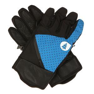 Перчатки сноубордические  Mappy Glove Blue Picture Organic. Цвет: синий,черный