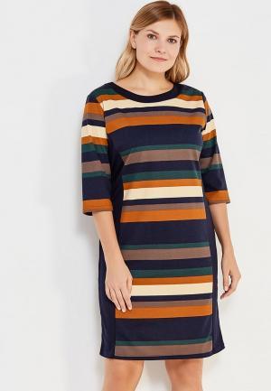 Платье Sparada. Цвет: разноцветный