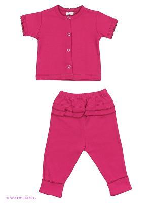 Комплект одежды PEPELINO. Цвет: малиновый