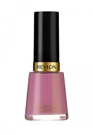 Лак для ногтей Revlon. Цвет: фиолетовый