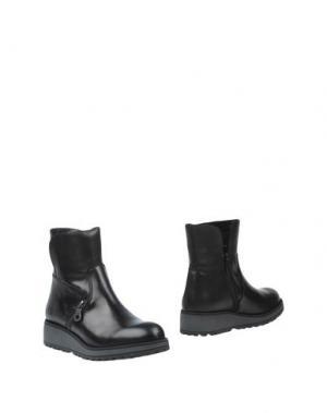 Полусапоги и высокие ботинки LUMBERJACK. Цвет: черный