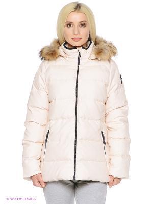 Куртка Forward. Цвет: молочный