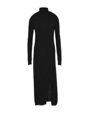 Длинное платье GOTHAINPRIMIS. Цвет: черный