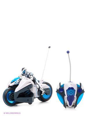 Мотоцикл Max Steel IMC toys. Цвет: синий