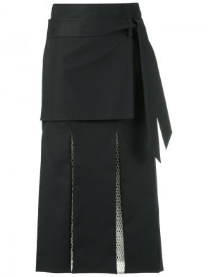 Panelled skirt Giuliana Romanno. Цвет: none