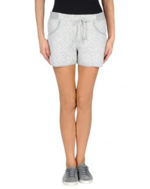 Повседневные шорты LOT 78. Цвет: серый