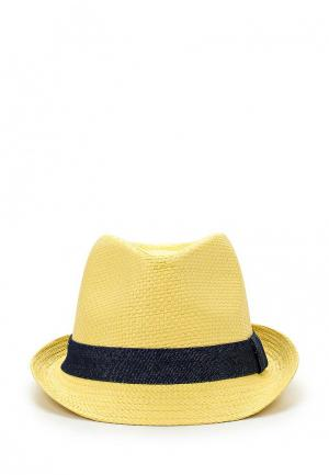 Шляпа Fresh Brand. Цвет: желтый