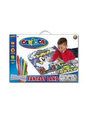 Набор для рисования CARIOCA CASTLE Universal. Цвет: синий
