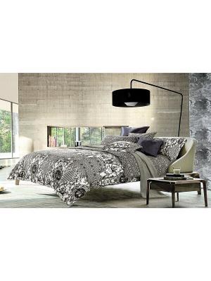 Комплект постельного белья, Семейный Sofi de Marko. Цвет: черный, белый