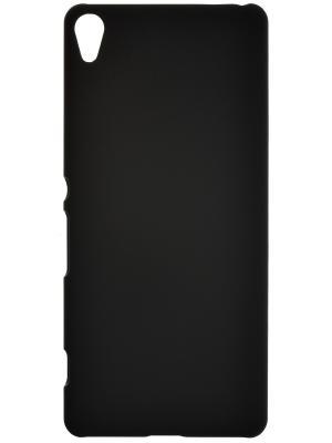 Накладка Shield 4People для Sony Xperia XA skinBOX. Цвет: черный