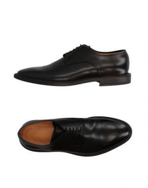 Обувь на шнурках REGAIN. Цвет: черный