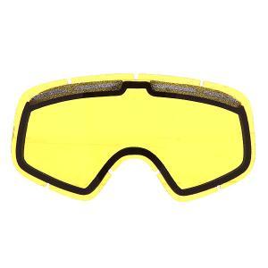Линза для маски  Lens Trike Yellow Von Zipper. Цвет: желтый