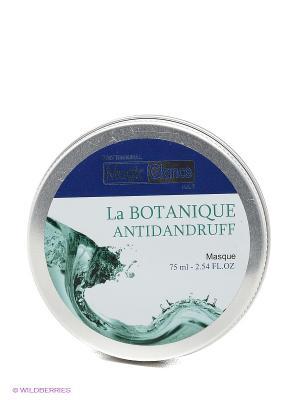 Маска для волос La Botanique Mask Antidandruff, 75 мл Magic Glance. Цвет: серебристый