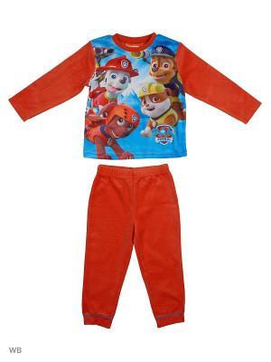 Пижама Sun City. Цвет: оранжевый