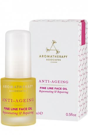 Обогащенное anti-age масло против морщин Anti Ageing Fine Line Face Oil Aromatherapy Associates. Цвет: бесцветный