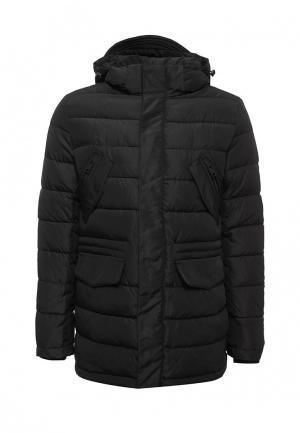 Куртка утепленная Defreeze. Цвет: черный