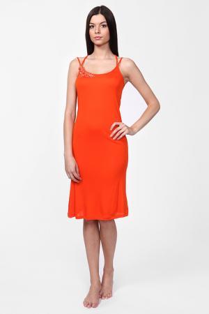 Сарафан Cotton Club Mare. Цвет: оранжевый