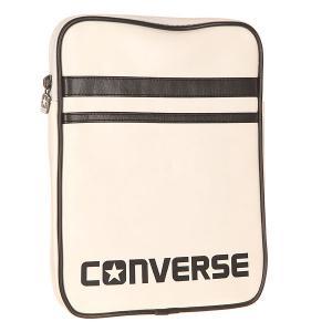 Чехол для iPad  Tablet Sleeve Pu White Converse. Цвет: белый