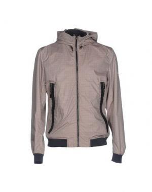 Куртка YES ZEE by ESSENZA. Цвет: красный