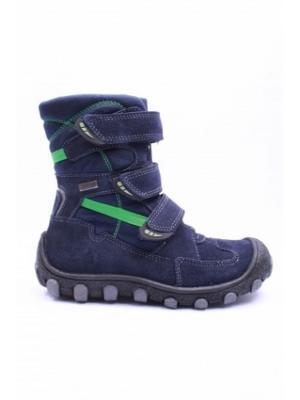 Ботинки Bartek. Цвет: темно-синий