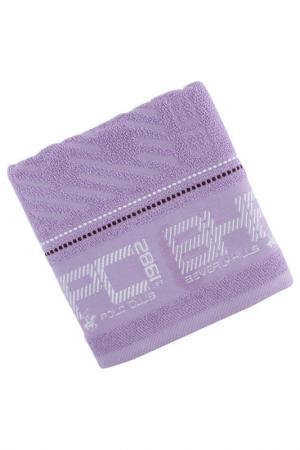Полотенце для рук, 50х100 Beverly Hills Polo Club. Цвет: lilac