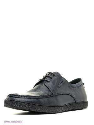 Ботинки Companion. Цвет: темно-синий