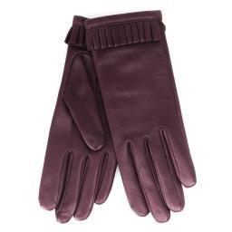 Перчатки  FROUFROU/S фиолетовый AGNELLE