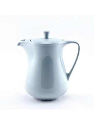 Кофейник 1,05 л. 1/6 Royal Porcelain. Цвет: голубой