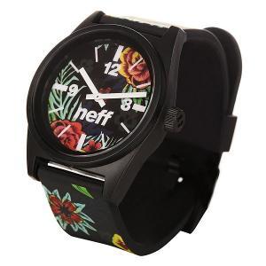 Кварцевые часы  Daily Wild Watch Astro Floral Neff. Цвет: черный,мультиколор