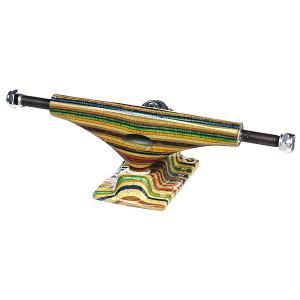 Подвеска 1шт. для скейтборда  Hollow Forged Yes Comply Multicolor 8 (20.3 см) Krux. Цвет: мультиколор