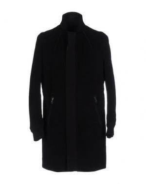 Пальто TOM REBL. Цвет: черный