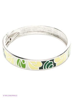Браслет Lovely Jewelry. Цвет: салатовый, зеленый