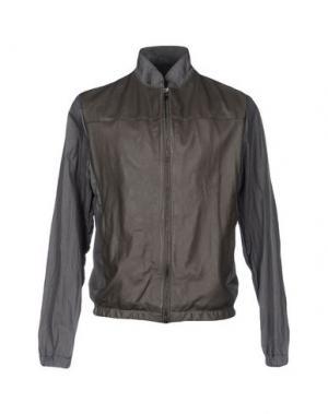 Куртка GOLD CASE by ROCCO FRAIOLI. Цвет: серый