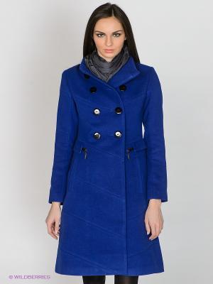 Пальто DOCTOR E. Цвет: синий
